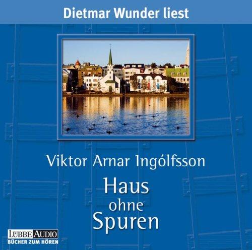 Buchseite und Rezensionen zu 'Haus ohne Spuren: gekürzte Romanfassung' von Viktor Arnar Ingólfsson