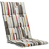 Kettler Advantage Chaises & Chaise avec dossier kte14dess. 787Multicolore coussin pour chaise empilable 110x 48x 6cm