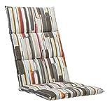 KETTLER Advantage Stühle & Sessel Polster KTE14 Sesselauflage 100 x 48 x 6 cm Dess. 787, mehrfarbig
