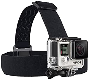 GoPro Head Strap and Quick Clip