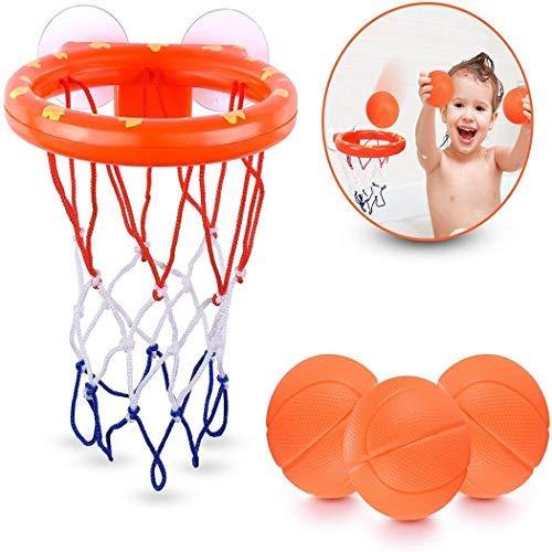 Giocattolo canestro basket Ventosa prima infanzia