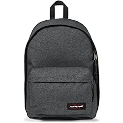 Eastpak Out of Office Sac à dos, 44 cm, 27 L, Gris (Black Denim)