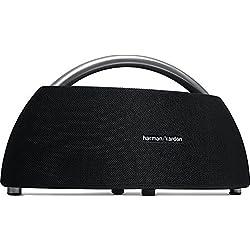 Harman Kardon GO + PLAY Enceinte Portable Bluetooth avec Batterie - Noir