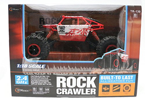 Top Race tr-1302,4GHz Batterien, Fernbedienung, Rock Crawler/Monster Truck 4WD/Off Road, Fahrzeug Spielzeug - 7