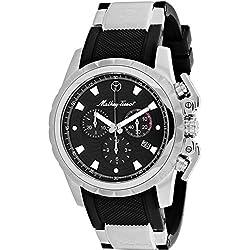 Mathey-Tissot Classic Reloj cuarzo color negro caja de H466CHAN