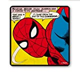 Untersetzer Spider-Man - Marvel Comics - That Was A Shot - Bierdeckel - Lizenziertes Originaldesign - LOGOSHIRT