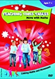 Basic Maths for Kids - Maths DVD Teaching Times Tables - Move with Maths