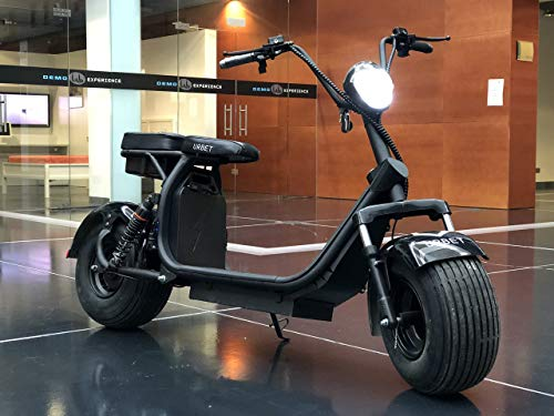 CITYCOCO URBET DOBLE BATERIA. MOTOR 2.000W, 2 X 60V/20Ah