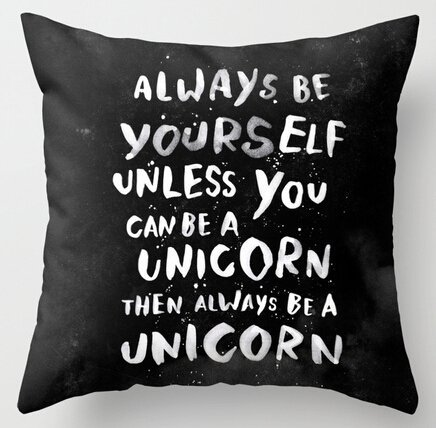 uniquetype-customized-unique-always-be-yourself-be-a-unicorn-soft-square-zippered-throw-pillowcase-f