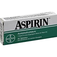 Aspirin 500mg 20 Tabletten preisvergleich bei billige-tabletten.eu