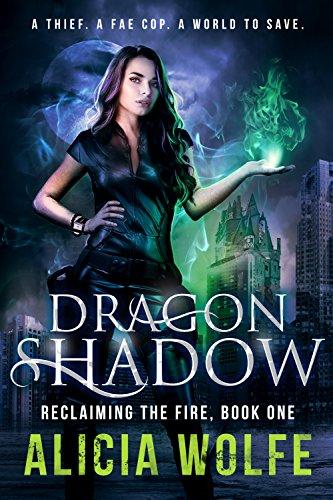 Dragon Shadow: A New Adult Fantasy Novel (Reclaiming the Fire Book 1) (English - Halloween Bane