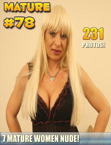 Mature Wives No.78: MILFS & MOMS Naked Photo eBook (English ...