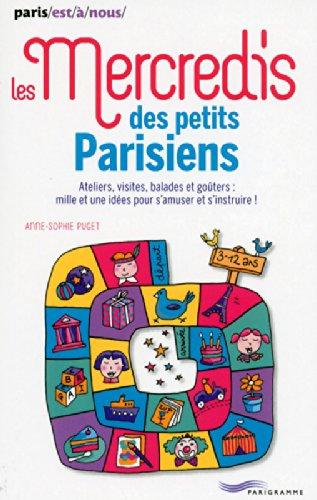 Les mercredis des petits parisiens 2014