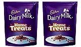 #5: Cadbury Dairy Milk Chocolate Home Treats Pack 140 gm ( Pack 2 )