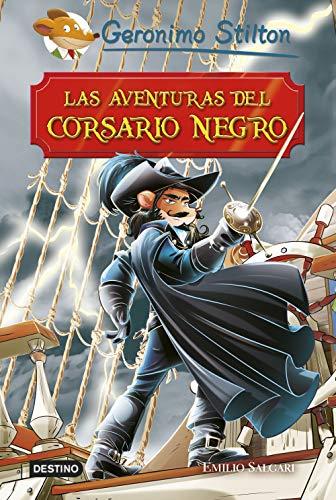 Las aventuras del Corsario Negro eBook: Stilton, Geronimo, García ...