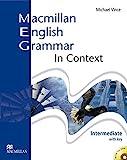 Macmillan English Grammar in Context. Intermediate: Student's Book. With Key