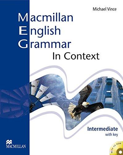 Macmillan English Grammar in Context. Intermediate: Student's Book. With Key thumbnail