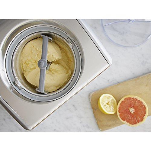 Cuisinart Gelato and Ice Cream Maker – Silver
