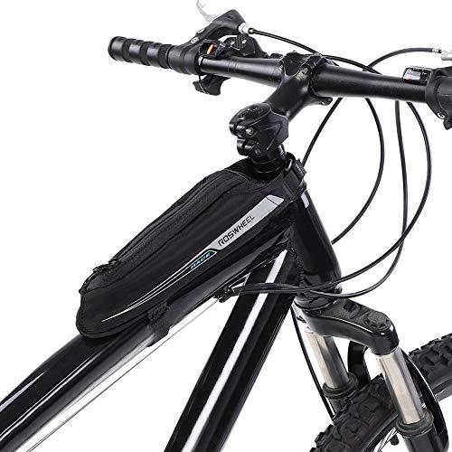 Fahrrad Oberrohrtasche Rahmentasche Fahrradtasche Oberrohr Fahrradrahmentasche Radfahren Oberrohr Vorne Strahl Aufbewahrungstasche Rennrad Tasche