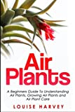 Air Plants: A Beginners Guide to Understanding Air Plants, Growing Air Plants and Air Plant Care Booklet