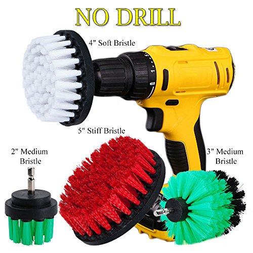 (OxoxO Drill Brush - 2