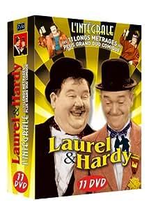 Laurel et hardy Intégrale Coffret 11 DVD