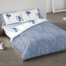 fd155e7ee7f Burrito Blanco - Funda nórdica 684 Azul de cama de 150x190 200 cm