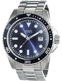 Guess Reloj de cuarzo Man Rogue W0610G1 44.0 mm