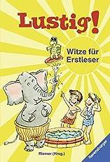 Lustig! Witze für Erstleser (Ravensburger Taschenbücher)