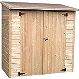 Box Sistemazione Legno Albecour 12 mm 182x91xh183 cm