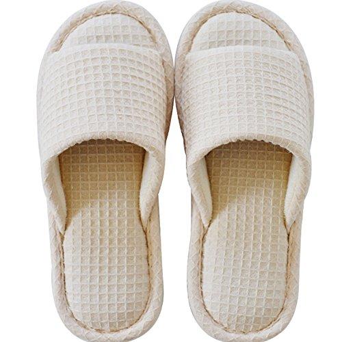 Zapatillas De Verano Transporte De Arrastre De Las Zapatillas De Algodón Antideslizantes Señoras Damas Parejas Zapatillas Cool (3 Colores Opcionales) (tamaño Opcional) (color: Cb