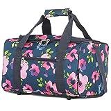 5 Cities 5 Cities 35x20x20cm Ryanair Sized Small Bag Cabin Luggage, 14L (Black Polka) Bolsa de Viaje 35 Centimeters 14 (Black Polka)
