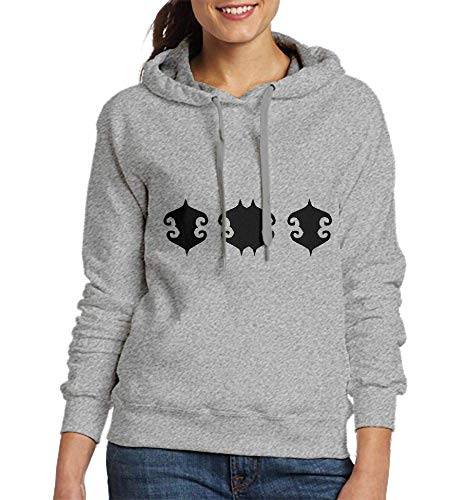 HHHcustom Sweatshirts for Women Pattern V Womens Hoodies