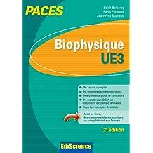 Biophysique - UE3 PACES : Manuel, cours + QCM corrigés (French Edition)