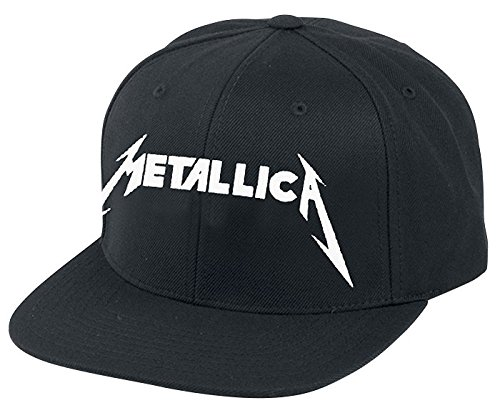 Metallica Damage Inc. Snapback-Cap grau/schwarz one size