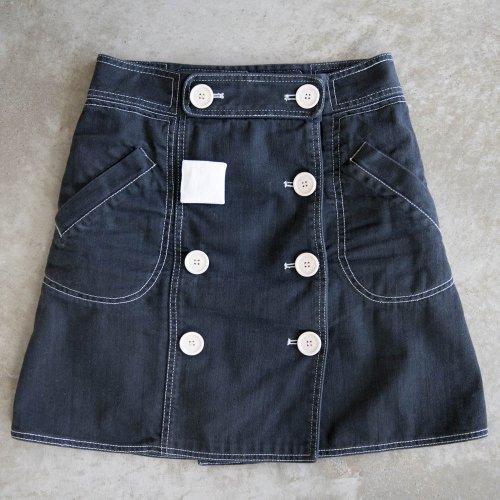 FASHION FIRST AID: Button Wrappers: Knopfschutz Textilschutz Gegen Knöpfe-Abreisen in der Waschmaschine und Trockner 2 Größen 10 Pack (Button-dunkle T-shirt)