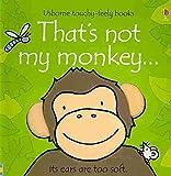 [(That's Not My Monkey)] [Author: Fiona Watt, Rachel Wells] published on (April, 2008)