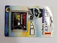 Caractéristiques: 1. Le premier type I CF adaptateur conçu pour une connexion Wi-Fi SD 2. efficace de réduire le blindage des FC pour le WiFi Signal 3. Prise en charge SDXC / SDHC / SD toutes les capacités jusqu'à 2To 4. SD 4.1 compatible; accepte la...