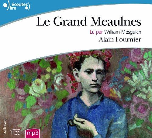 Le Grand Meaulnes CD par Alain-Fournier