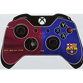 FC Barcelona Xbox Ein Controller Haut / Sticker