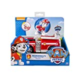 Spin Master 6022627 Rescue MA - Figurine - Pat Patrouille - Marcus et Son Camion