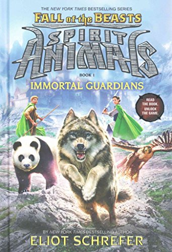 [(Immortal Guardians)] [By (author) Eliot Schrefer] published on (August, 2015)