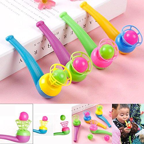 Gaddrt Blow Pipe & Balls - Pinata Spielzeug Beute / Party Tasche Füllstoffe Hochzeit / Kinder Spielzeug