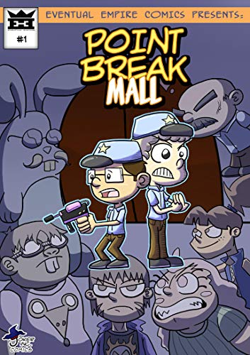 Point Break Mall (English Edition)