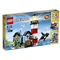 LEGO Creator 31051 - Leuchtturm-Insel