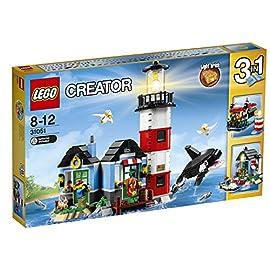 LEGO-Creator-31051-Leuchtturm-Insel