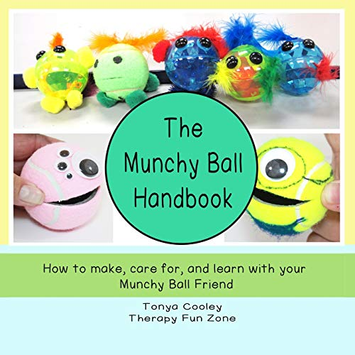 14d6e4d6ca37e The Munchy Ball Handbook: How to make, care for, and learn with your Munchy  Ball Friend.