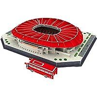EP-model Modelo 3D del Estadio Deportivo, Club Atlético de Madrid Modelo Wanda Metropolitano