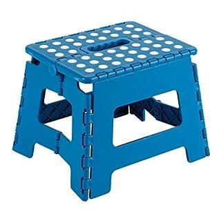 Arregui Klapphocker 25x 20x 21cm. blau