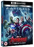 Avengers Age Of Ultron [4K UHD + Blu-ray] [2018] [Region Free]